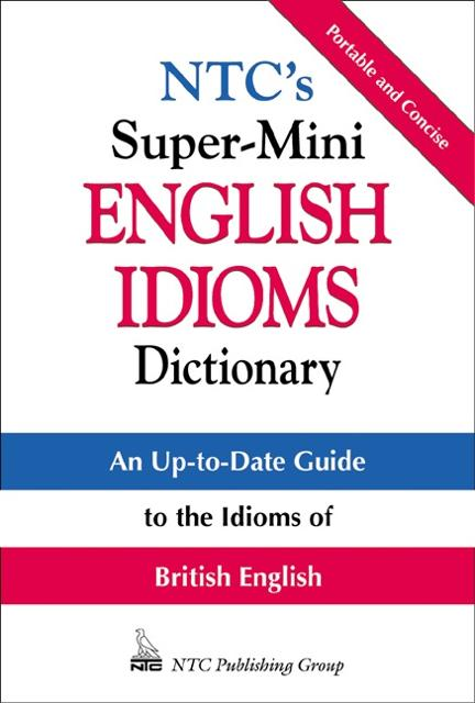 English Idioms Ebook