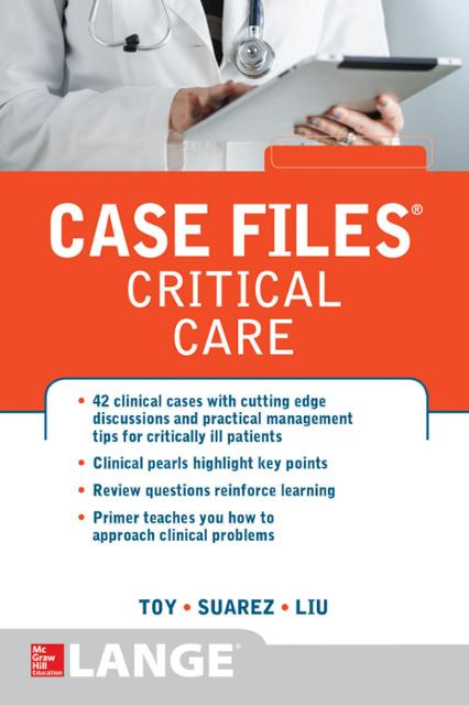 Critical Care Ebook
