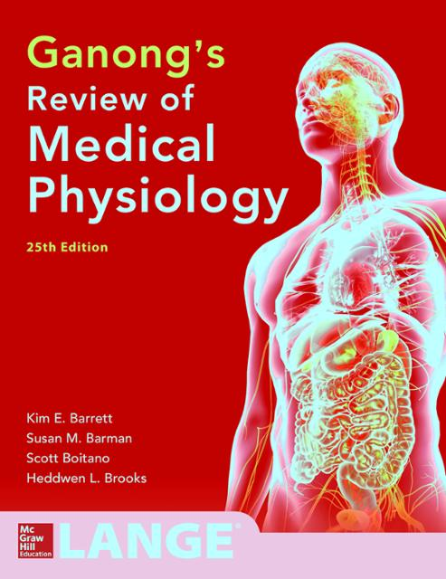 Ebook of ganongs physiology review medical
