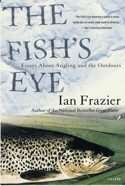 ian frazier essay Free essays & term papers - on the rez by ian frazier, miscellaneous.