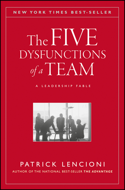 The five dysfunctions of a team ebook by patrick m lencioni author 9780470893869 medium open ebook preview fandeluxe Images