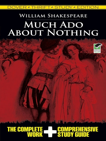 a review of william shakespeares play much ado about nothing William shakespeare much ado about nothing – review 1 / 5 stars old vic, london in some shakespeare plays, such as the tempest.