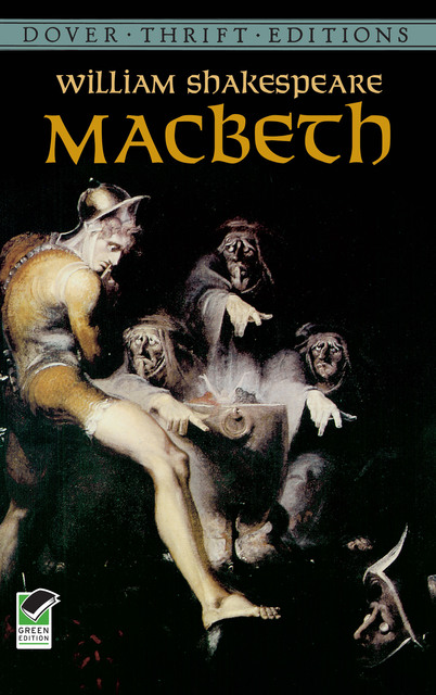 a literary analysis of tragedy in macbeth by william shakespeare Macbeth is among the best known of william shakespeare's plays, as well as his shortest surviving tragedy it is frequently performed at professional and community.
