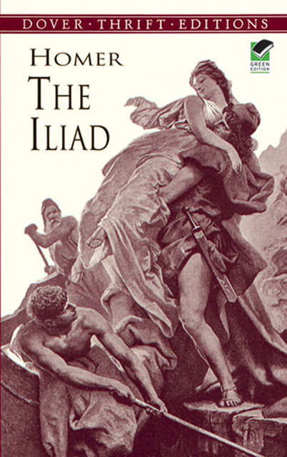 an analysis of the events in the life of achilles in the iliad by homer