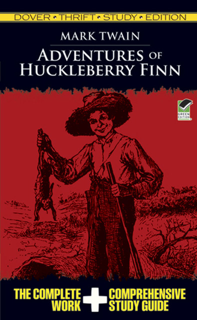 the major themes in the novel the adventures of huckleberry finn by mark twain