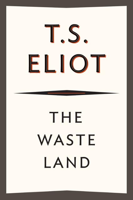 t s eliot's the waste land Notes on the waste land ts eliot album ts eliot collected poems 1909-1962 notes on the waste land lyrics not only the title, but the plan and a good deal of the incidental symbolism of.