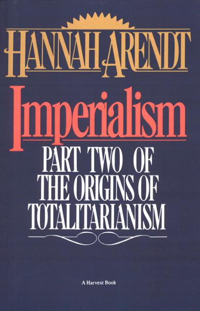 a review of total domination an essay in the origins of totalitarianism by hannah arendt The hardcover of the hannah arendt, totalitarianism, and the social sciences by 1 hannah arendt's 1951 classic the origins of totalitarianism.