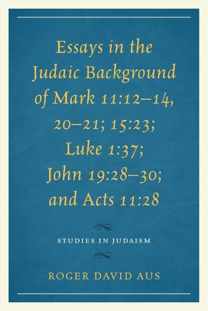 the book of luke and acts essay