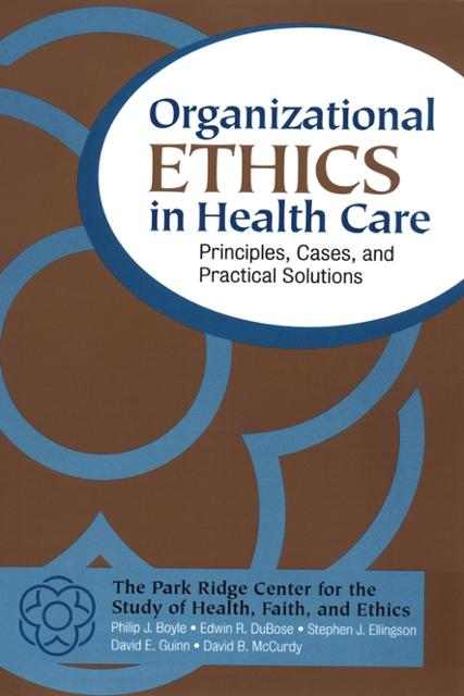 ethical and legal concepts in healthcare organizations The healthcare industry includes entities such as support personnel, suppliers, distributors and group purchasing organizations the ethical practices of each of these parties are equally important to ensuring patients receive high quality, safe care.