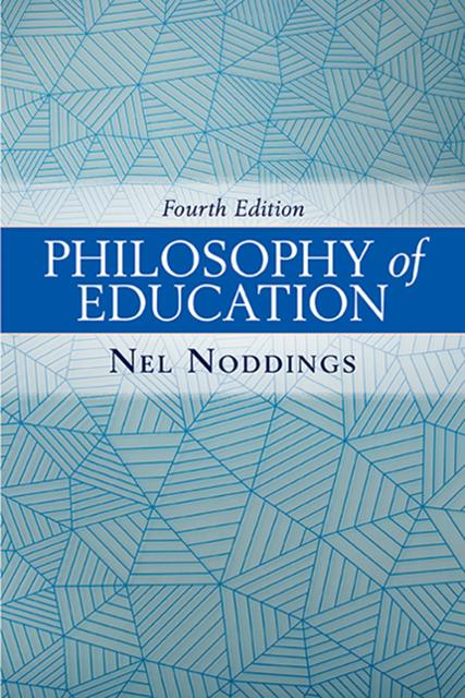 nel noddings In this paper, i evaluate nel noddings' view of moral education in the context of my own experience of teaching in a philippine university i first present the key aspects of noddings' philosophy, which is based on care ethics.