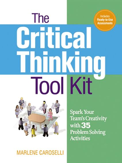 discuss the role of critical thinking in solving problem