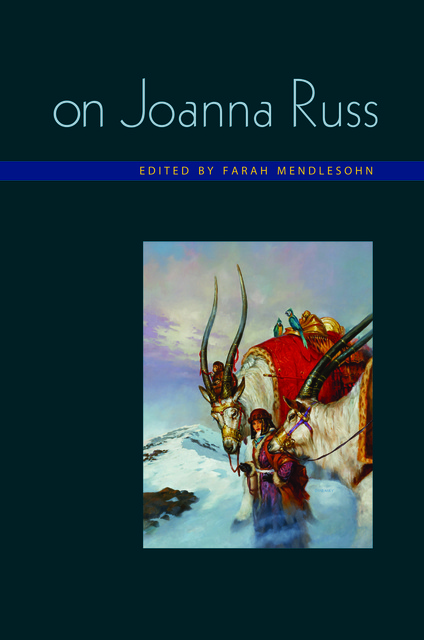 """writing from about exile joanna russ s utopia According to samuel r delany, fragments of what would resurface in russ's novel as the feminist utopia, whileaway, were first developed in 1966, as she began writing the short story, """"when it changed"""" marilyn hacker has indicated that russ began writing the novel itself in the spring of 1969 (as qtd in moylan, 219, 3ff 57."""
