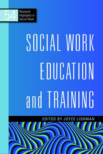 research on distance education in social work Education faculty in collaboration with local site coordinators students have the option to complete the msw thesis (698/699a) or the applied social work project (698/699c) note: course offerings are subject to change pending curricular advancements.