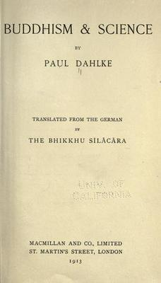 buddhist essays paul dahlke Read buddhist essays absolutely for free at readanybookcom.