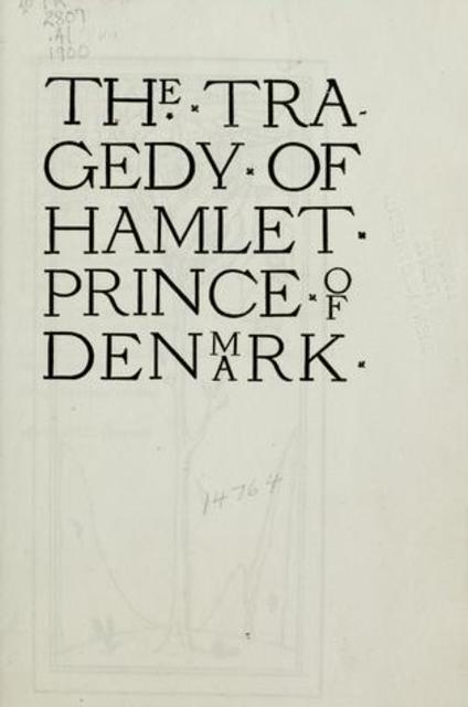 the modern revisions of the tragedy of hamlet by william shakespeare Owning william shakespeare —hamlet, f1, 34 modern printers bound to later notions about what margreta de grazia and.
