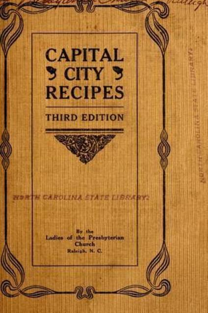 Capital city recipes (eBook) by State Library of North
