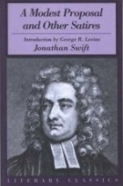 an analysis of the satire a modest proposal by jonathan swift
