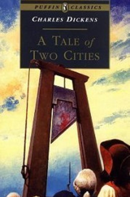 a compariosn of the book a tale of two cities by charles dickens and utopia by thomas more