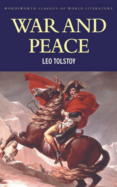 the themes of war and peace in the book war and peace by leo tolstoy War and peace: top ten quotes, free study guides and book notes including comprehensive chapter analysis tolstoy leo war and peace.
