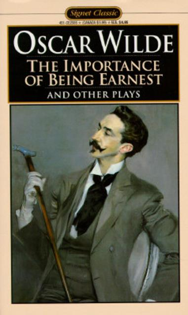 a prose analysis of oscar wildes the importance of being ernest The the importance of being earnest characters covered include: john (jack/ernest) worthing, jp the importance of being earnest oscar wilde contents.