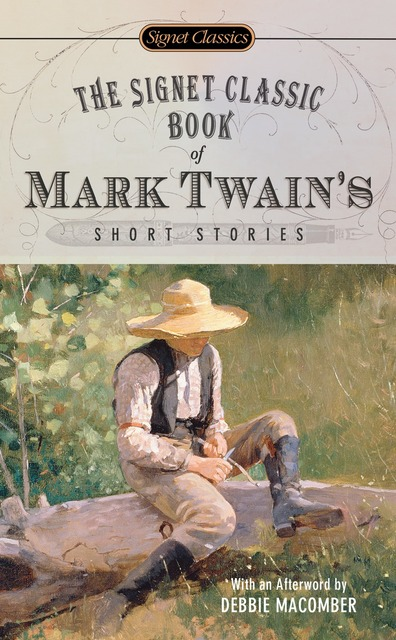 the american authors life and work a story about mark twain