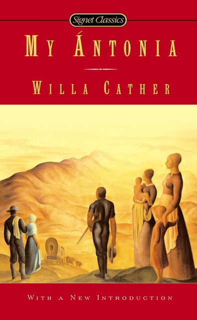 an analysis of symbolism in the novel my antonia by willa cather Free my antonia essays: an analysis elements as symbolism in my antonia in willa cather's novel my antonia a major theme that is.