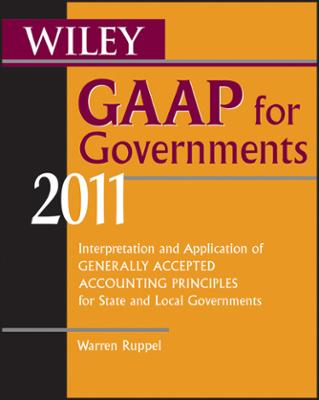 Wiley Gaap For Governments 2018 Ebook By Warren Ruppel Author