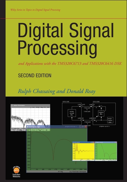 Digital Signal Processing And Applications With The Tms320c6713 And