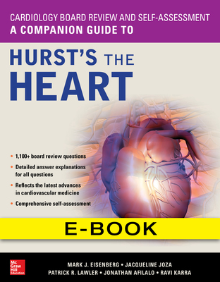 Mcgraw hill education medical cardiology board review and self assessment a companion guide to hursts the heart ebook fandeluxe Choice Image