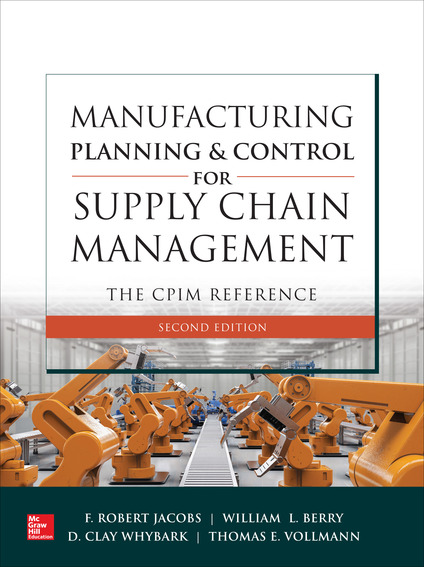 Manufacturing planning and control for supply chain management the 9781260108392 medium fandeluxe Choice Image