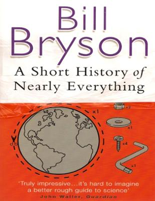 Write A Review For Short History Of Nearly Everything