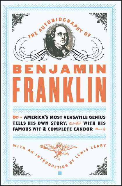 Benjamin Franklin Autobiography Ebook