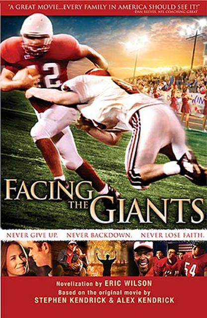 facing the giants review Facing the giants is the heart-warming story of a downtrodden christian high school football facing extinction latest reviews for facing the giants (view all.