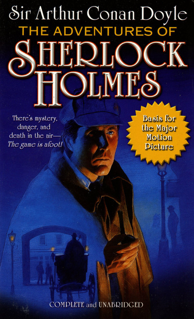 Sherlock Holmes Book Cover Art : The adventures of sherlock holmes ebook by sir arthur