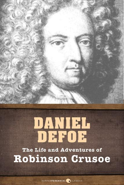 an analysis of how a man survived and got out in a remote island in robinson crusoe by daniel defoe