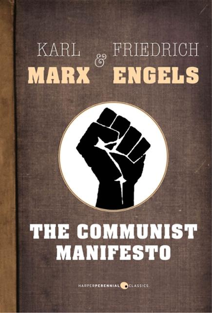 an analysis of the manifesto of the communist party by karl marx and friedrich engels