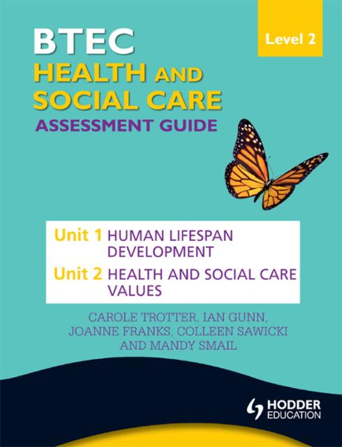 unit 2 btec health and social Edexcel btec level 3 nationals specification in health and research methodology for health and social care unit code: k/600/8977 qcf level 3: btec nationals.