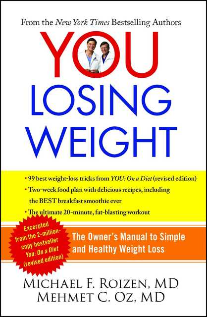 Ultimate Weight Loss Ebook