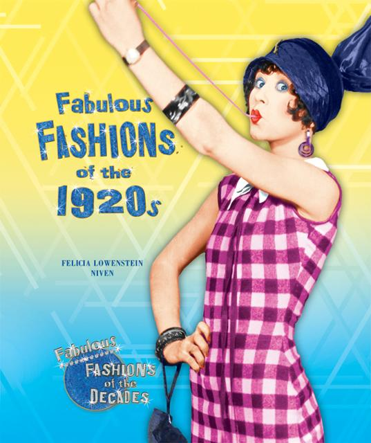 a discussion on the fashion of the 1920s