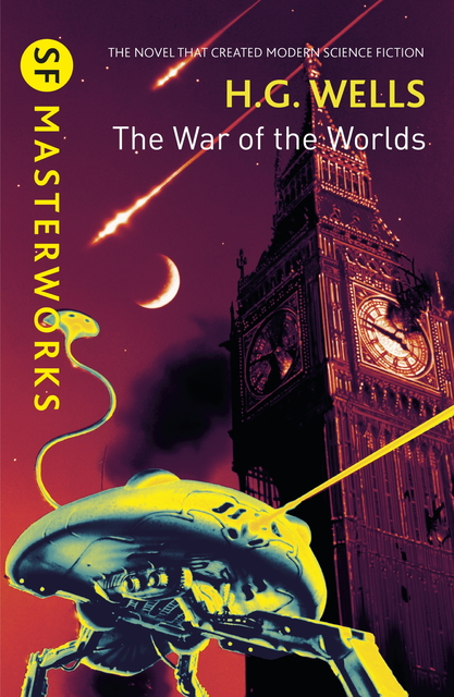 a review of the novel of the worlds by hg wells The war of the worlds by hg wells my rating: 3 of 5 stars interplanetary war breaks out in woking, surrey england newsreaders even less sure where that is than countries in the middle east.