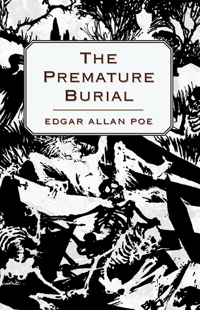 the motif of premature or concealed burials in the cask of amontillado by edgar allan poe