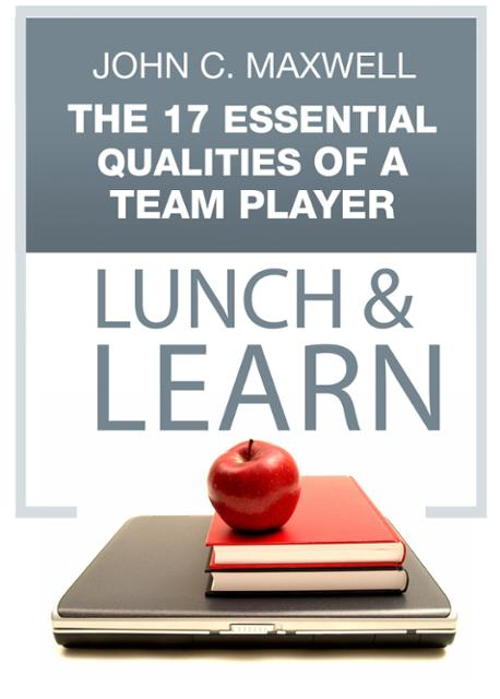 the 17 essential qualities of a team player essay Team player the definition of a team player is one who unites others toward a shared destiny, through information and ideas in life, being a team player is necessary when in a committed relationship between a man and a woman.
