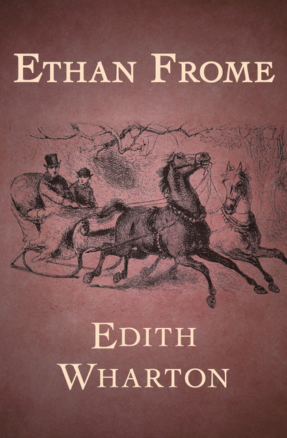 the human trap in ethan frome by edith wharton