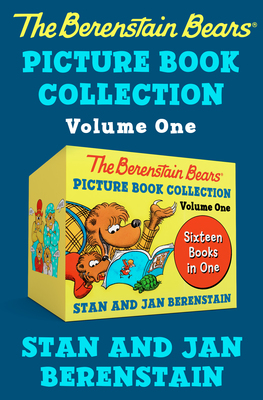 Open road media young readers the berenstain bears picture book collection volume one sixteen books in one ebook fandeluxe Document