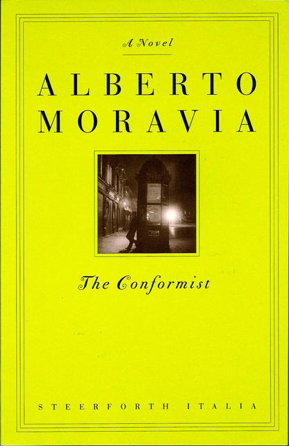 the secret by alberto moravia The conformist (1970), bernardo 1951 novel by the italian writer alberto moravia from the incipient sadism of his childhood to his membership in the secret.