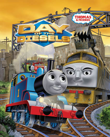 Thomas And Friends Ebook