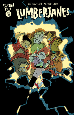 Lumberjanes 32 EBook By Shannon Watters Kat Leyh Author