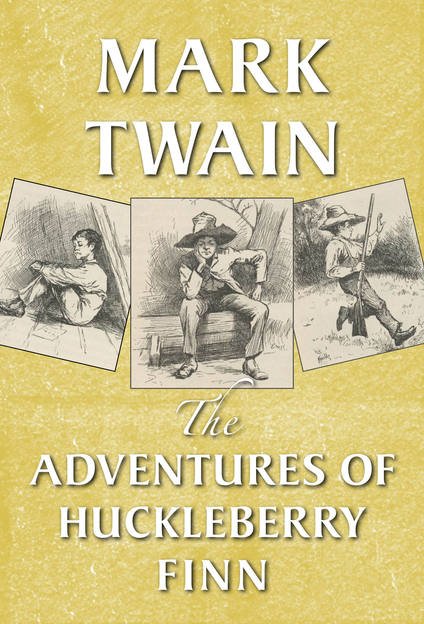 an analysis of the criticism of the adventures of huckleberry finn by mark twain