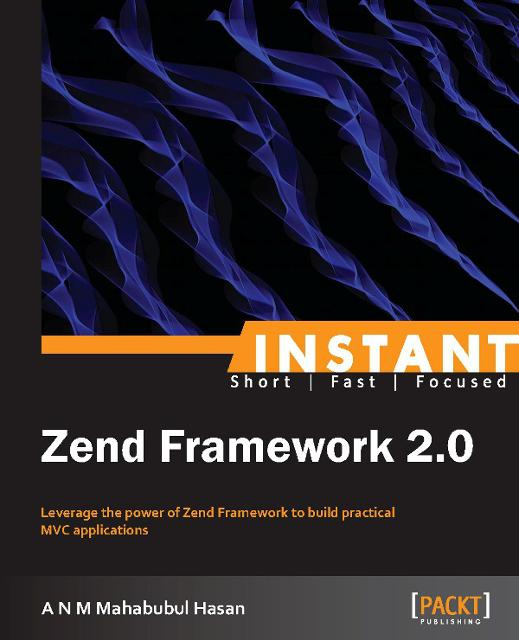 Beginning Zend Framework Ebook