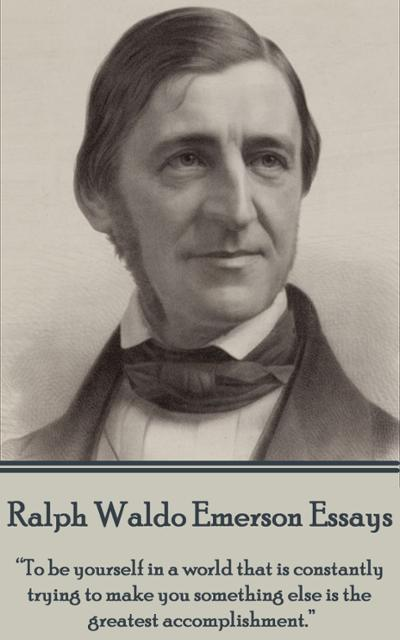 concepts presented in essays by ralph waldo emerson in comparison to the great gatsby by f scott fit